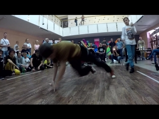Тим vs Аскар/1 круг/Тай-брейк/Open Kids Battle (г. Хвалынск 2018)