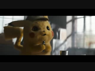 POKÉMON Detective Pikachu - Big _ In Theaters This May