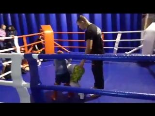 Первый Илюхин бой
