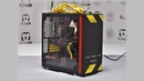 Portable Worker Custom Gaming PC 2018 case mod