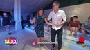 Grzegorz Caban and Olga Ezdakova Salsa Dancing in Malibu at The Third Front 2018, Sat 04.08.18 (SC)