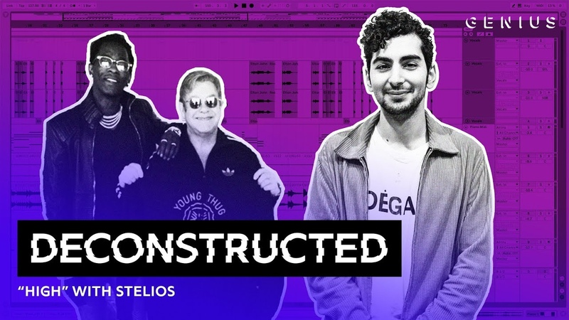 The Making Of Young Thug Elton John's High With Stelios | Deconstructed