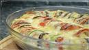 Как приготовить ВКУСНЕЙШИЙ РАТАТУЙ из кабачка, баклажана, помидора и картофеля Семейные рецепты