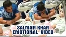 Salman Khan's Emotional Video With Cancer Patient | Bharat | Viral Video