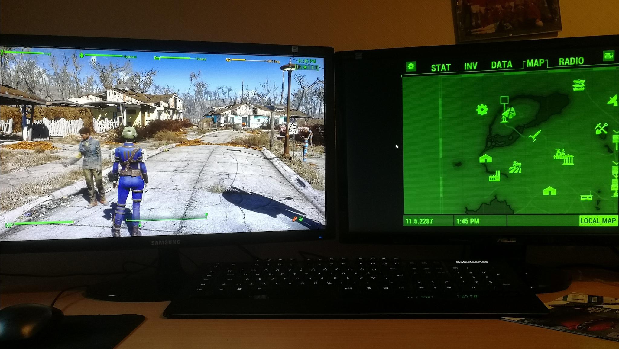 Полезный способ для игры в Fallout4