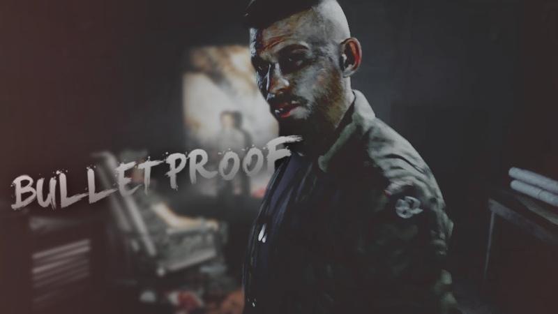 Jacob Seed | Bulletproof