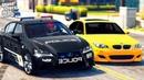 ПОЛИЦЕЙСКИЕ БУДНИ В GTA 5 ПОГОНЯ ЗА УГНАННОЙ BMW M5 ПОПАЛИ В АВАРИЮ 🌊ВОТЕР
