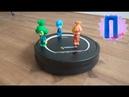 Фиксики новые серии робот пылесос Gutrend 110 pet