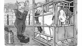 Artist Reverses The Role Of Human And Animals Parallel World