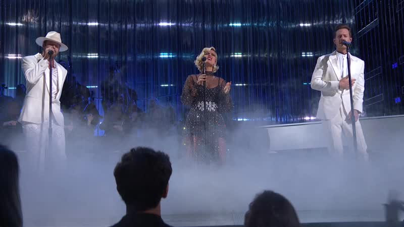 Bebe Rexha and Florida Georgia Line - Meant To Be (Live at @CMA Awards)