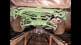 SsangYong Rexton II.Антикор обработка днища,рамы и арки авто,