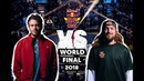 Chey ES vs Uzee Rock UKR Top 16 Red Bull BC One World Final 2018
