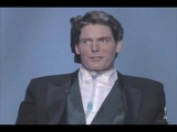 Christopher Reeve at the Oscars