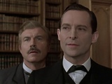Adventures of Sherlock Holmes - Brett - S2E2 The Greek Interpreter