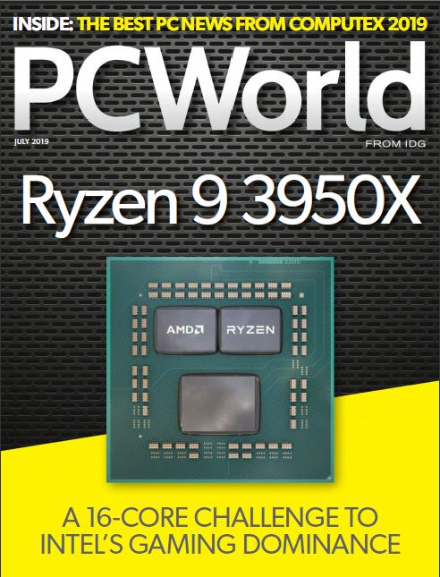 PCWorld - July 2019