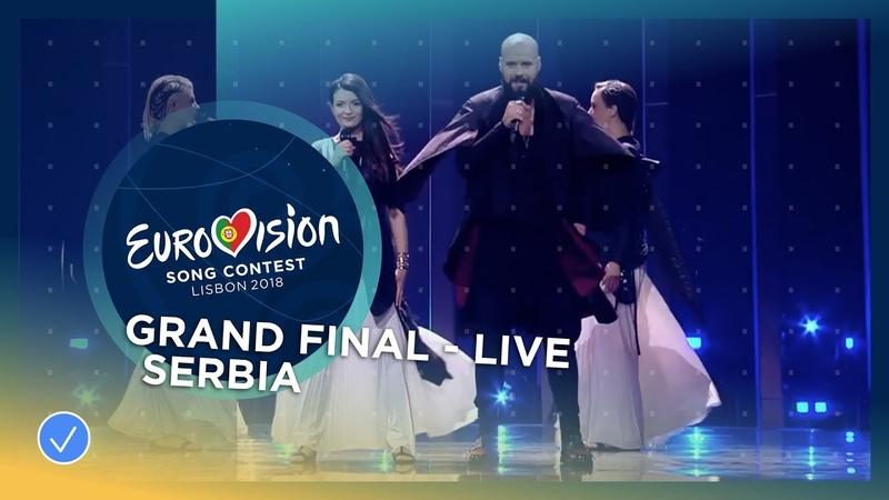 Sanja Ilić Balkanika - Nova Deca - Serbia - LIVE - Grand Final - Eurovision 2018
