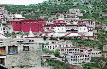 Тибетские монастыри
