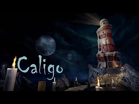 Стрим с вебкой 🌒 Caligo 🌘 Полное прохождение
