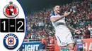 Tijuana vs Cruz Azul 1-2 Goles Resumen Octavos de Final Copa MX 25/09/2018 HD