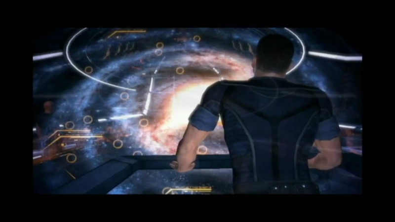 Mass Effect Music Video (HD) - End Theme M4 Part II Faunts 37 (Jack Wall and Sam Hulick)