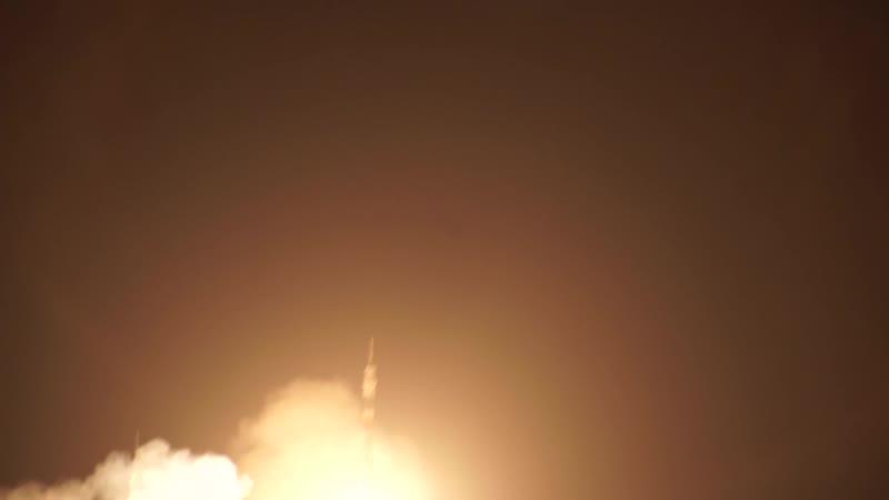 Запуск Союз МС-08, Байконур (2018.03.21)