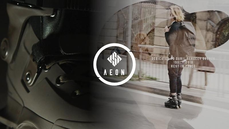 USD AEON 60 Nick Lomax Pro Skate - USD Skates
