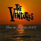 The Ventures альбом In Japan 2002