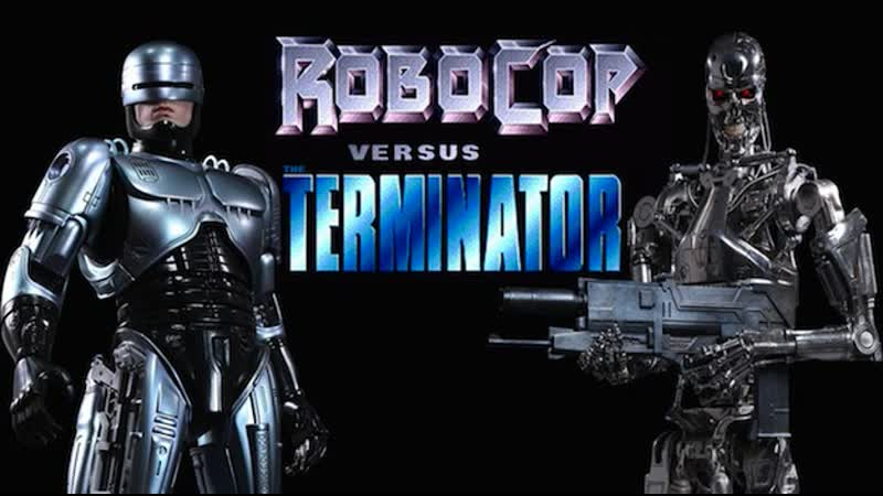 RoboCop Vs the Terminator (Sega Genesis)