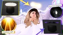 How to get GLORIOUS LIGHT MYSTERIOUS DARKNESS badges! RAREST ROYALE HIGH ITEMS!