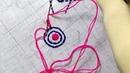 Simple Nakshi kantha design stitch 115 How to draw Nokshi katha নকশী কাথার ডিজাইন नोक्षी कथा डि
