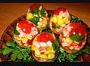 Заливные яйца- необычная закуска