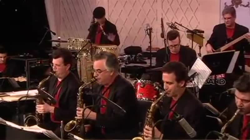 Gordon Goodwins Big Phat Band at Disneyland Part 1 - Hit the Ground Running