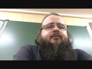 отец Митрофанов- эфир ВК 254