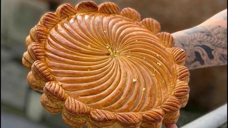 أفكار رائعة وصفات معجنات وفطائرجديدGreat ideas and recipes for pastri