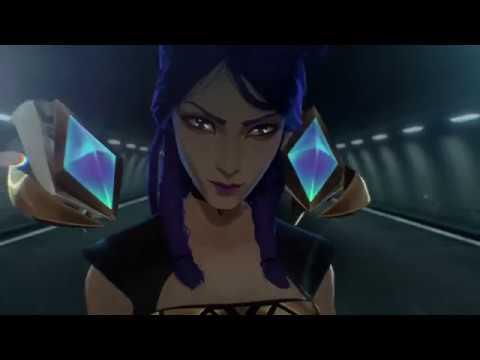 League of Legends KDA Skins - Music Video - Akali, Ahri, Kai'Sa, Evelynn