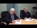 Подписание соглашения с Таганрогским авиационным научно техническим комплексом имени Бериева