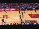 James Harden Murders JaVale McGee with EPIC Dunk - Rockets vs Lakers.mp4