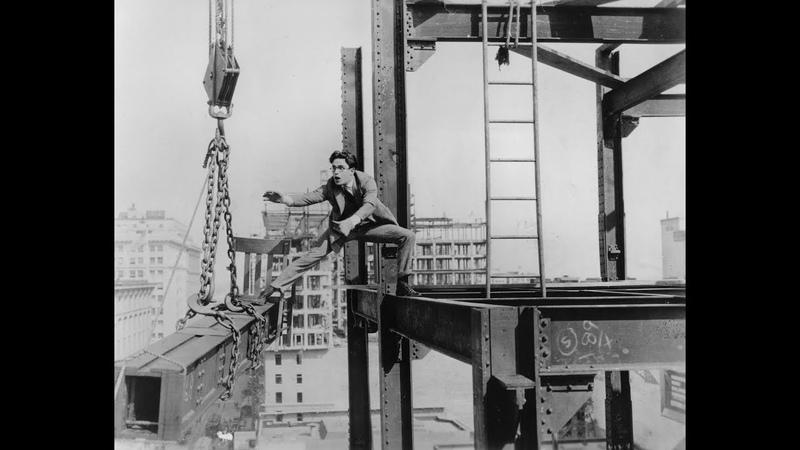 Фред Ньюмейер и Гарольд Ллойд - Неутомимый (1921) - (субтитры)
