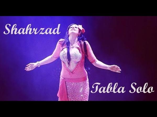 Shahrzad Epic dance (Tabla Solo) 4K - الراقصة شهرزاد قمة الاثارة والجمال