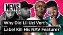 "Why Did Lil Uzi Vert's Label Kill His ""Habits"" Feature For NAV?   Genius News"