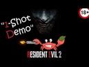 Прохождение Resident Evil 2 1-Shot Demo