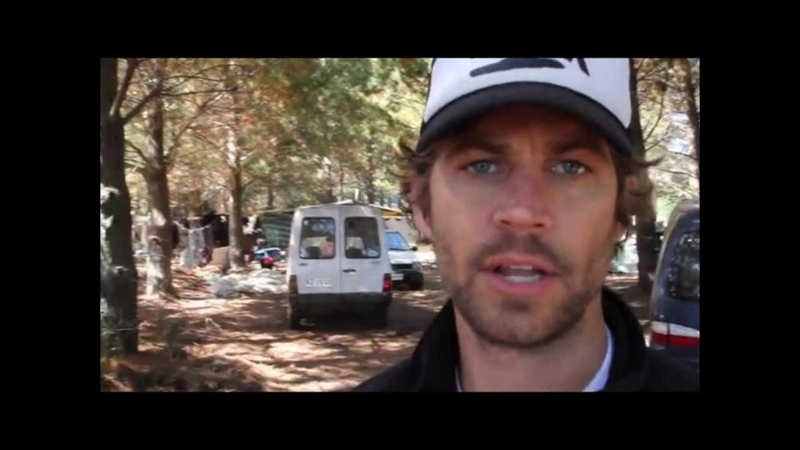 REACH OUT WORLDWIDE Founded by PAUL WALKER, supported by YOU
