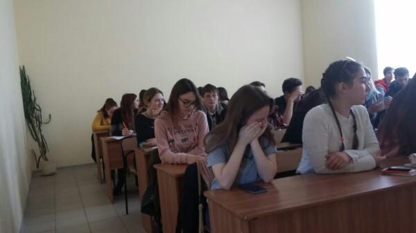 Священнослужитель провел лекцию для студентов по теме «Зарубежное казачество. От истоков до современности»
