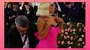 Lady Gaga in red carpet Met Gala 2019 -- Lady Gaga en la alfombra roja Met Gala 2019