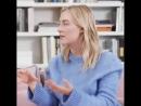 Saoirse Ronan Calvin Klein WOMEN Fragrance