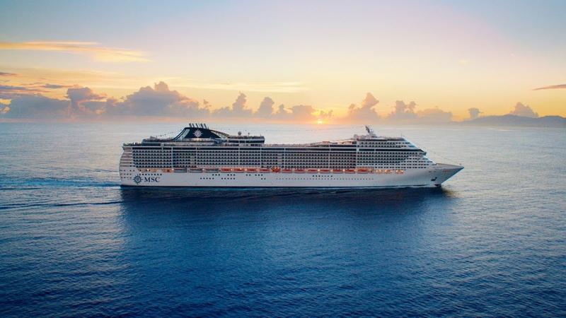 MSC Cruises Not Just Any Cruise Spot TV short version