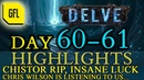 Path of Exile 3.4: Delve DAY 60-61 Highlights CHISTOR RIP, SEFEARION IS NOSTRADAMUS and more