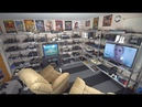2018 Game Room Tour (Most Functional Gaming Setup in the World?)