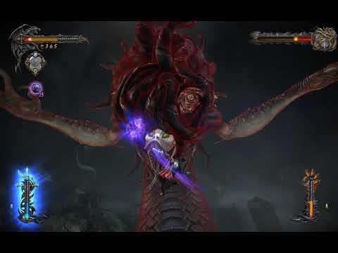 Castlevania Lords of Shadow 2 убил босса типа многощупалец и прошел чуток дальше получил магию новую