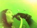 Отказ балона с кислородом на глубине